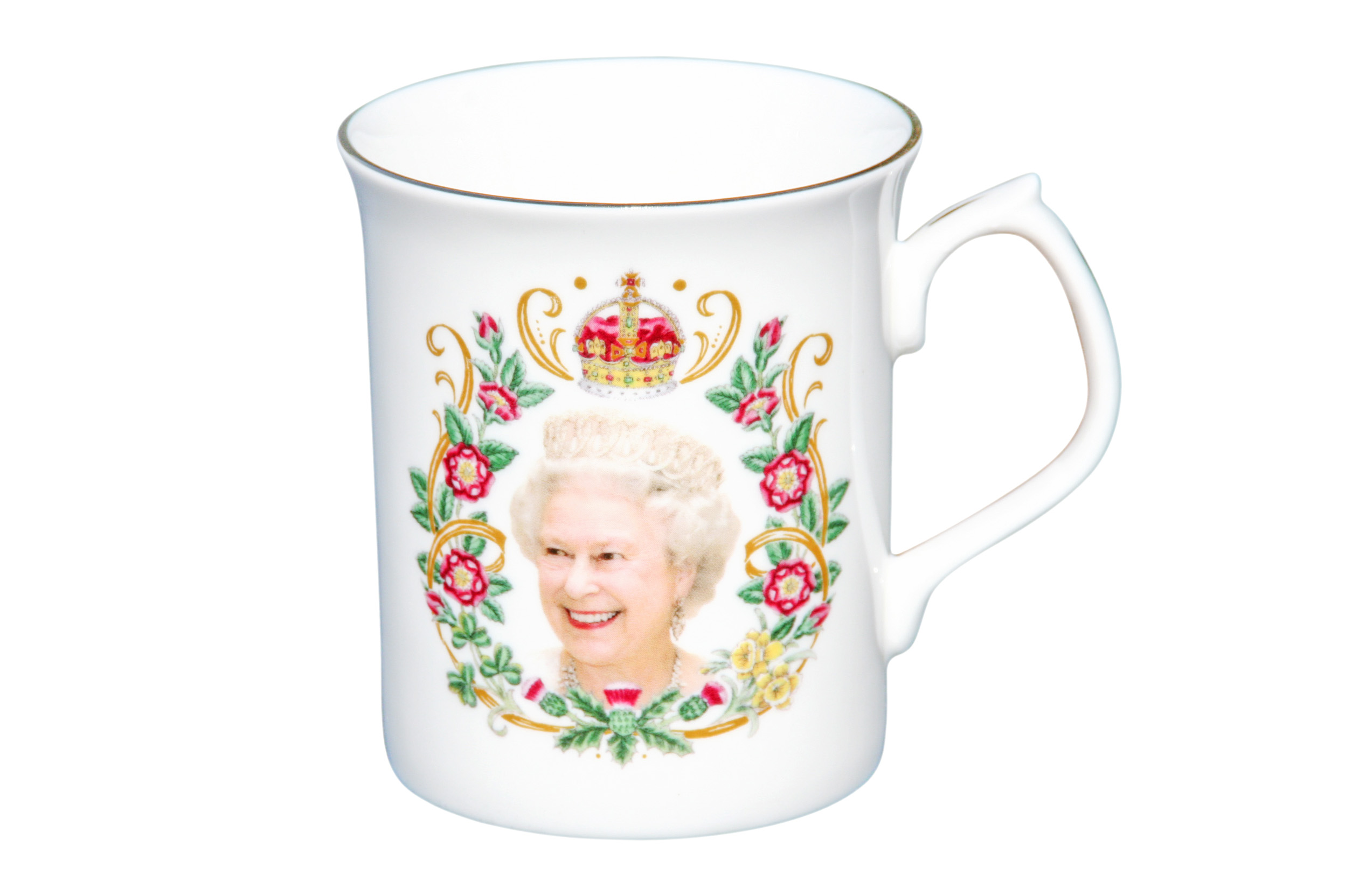 Queens Coronation Tankard