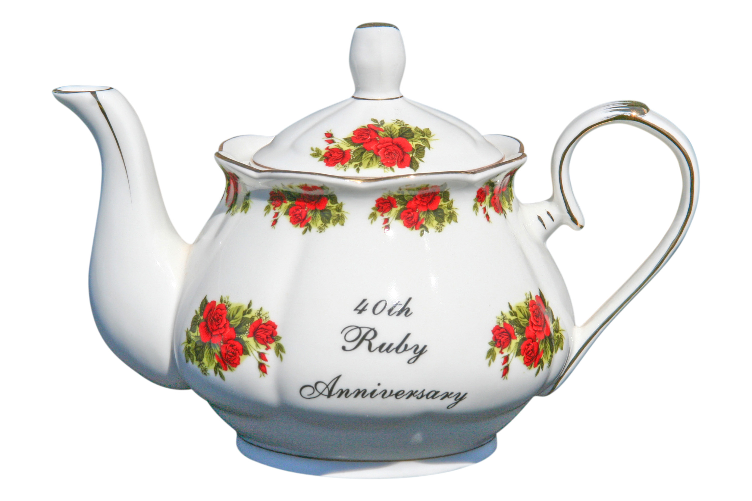 40th Anniversary 2 cup Teapot