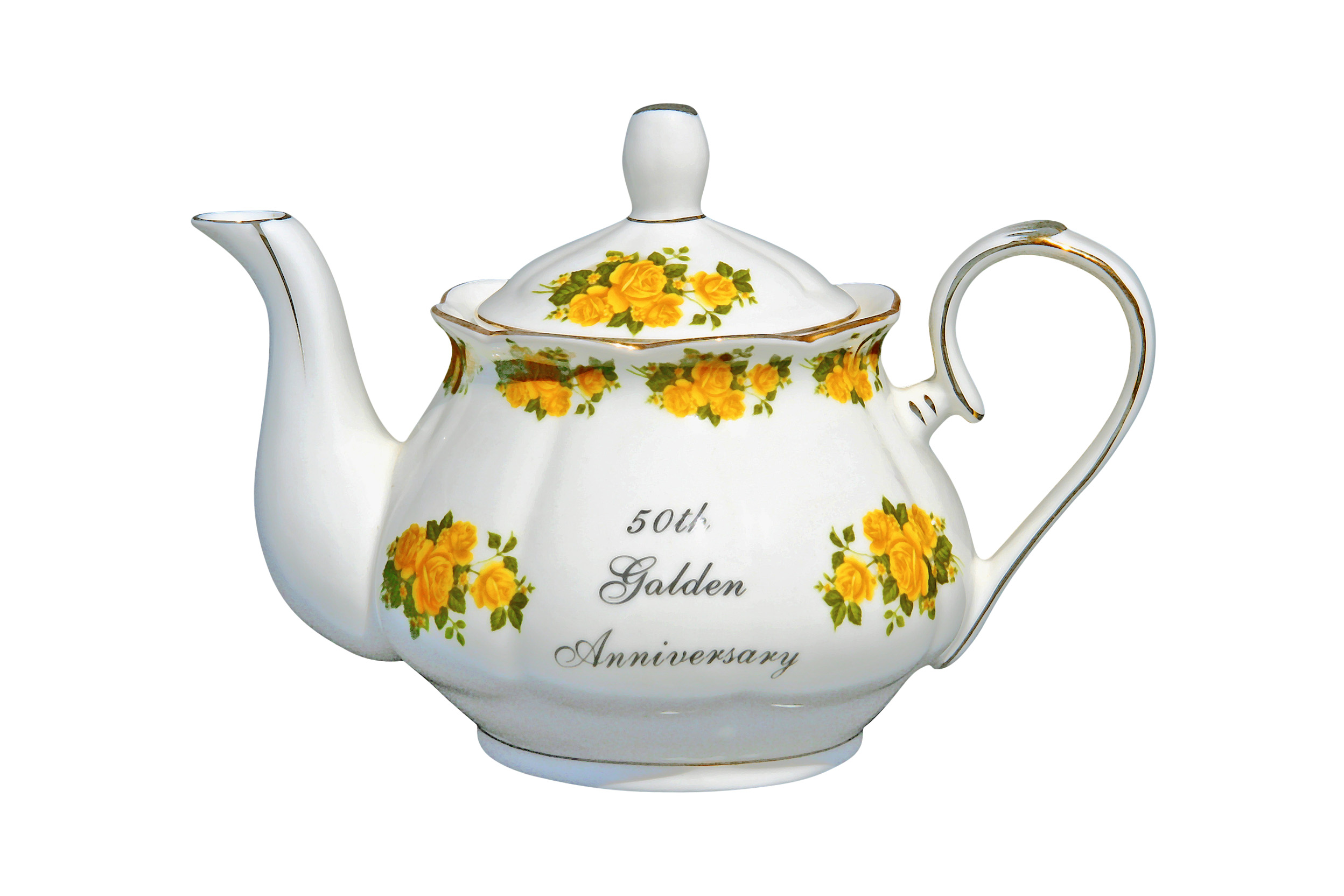 50th Anniversary 2 cup Teapot