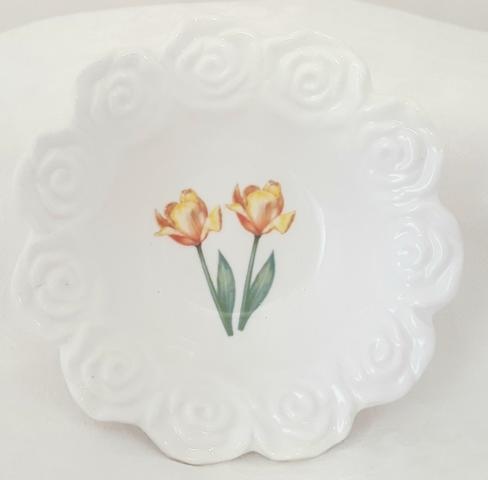 Tulip Bloom Bowl