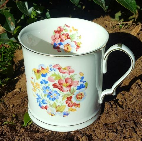 Autum Bloom Tankard