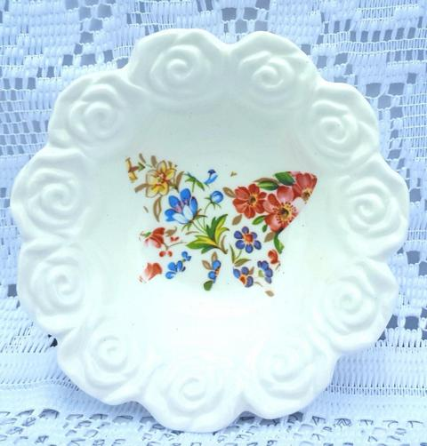 Florence Butterfly Rosebowl