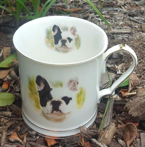 French Bulldog Tankard Custom