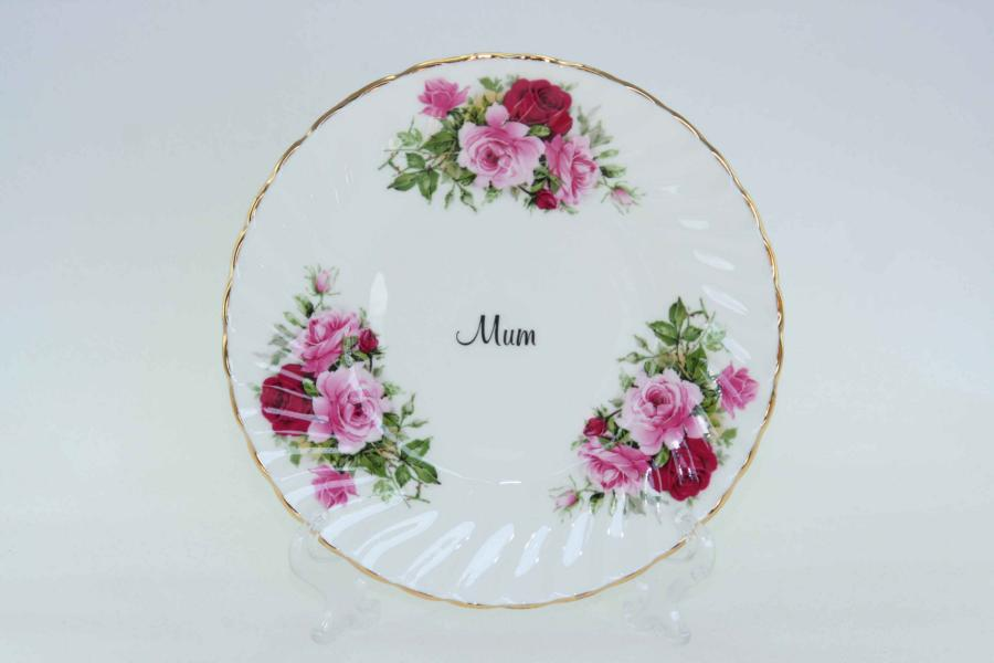 Mum Cake/Display Plate