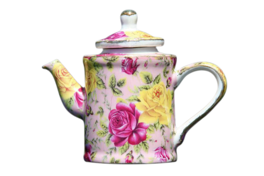 Rosie Pink Mini T/Pot Jug
