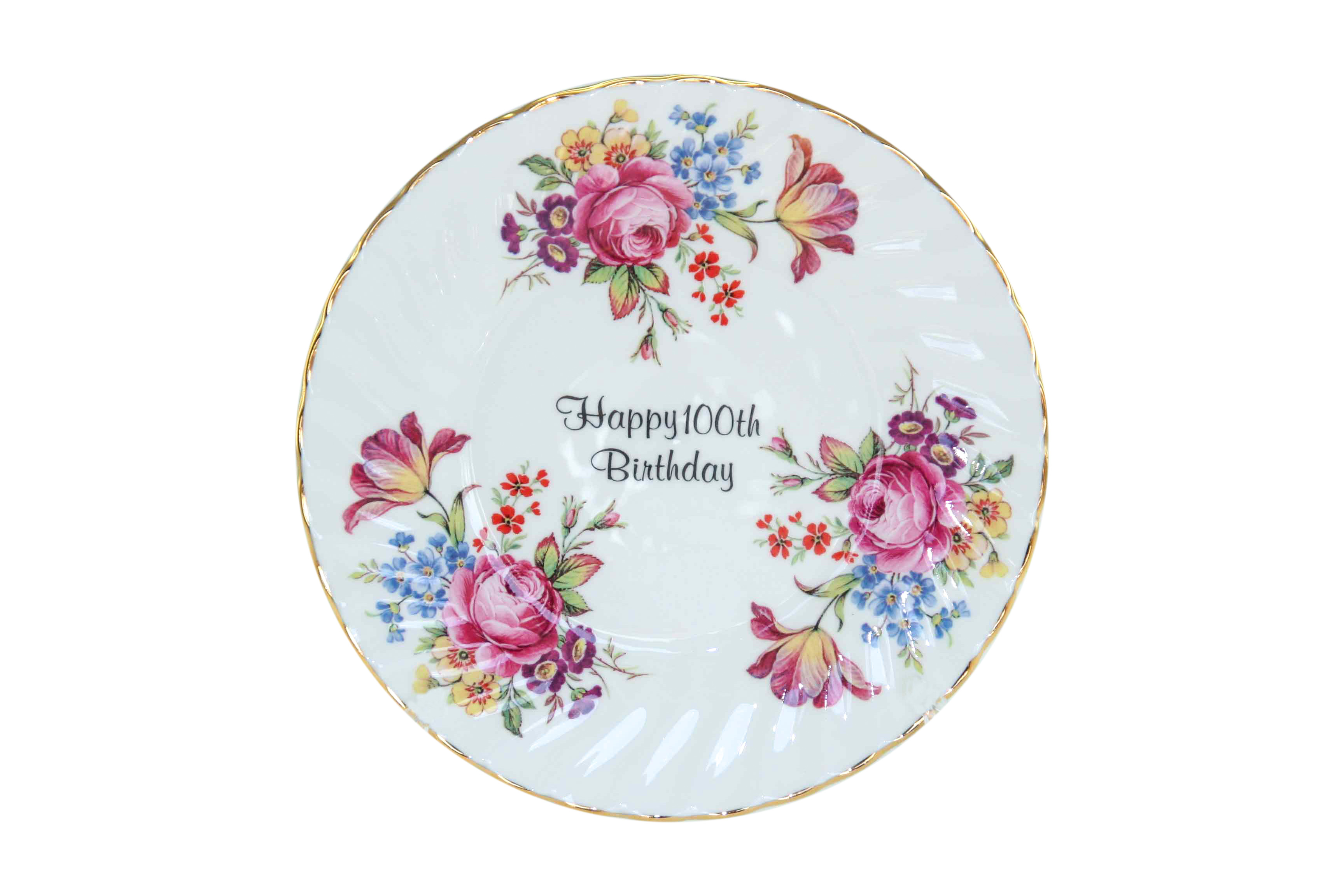 100th Birthday Cake/Display Plate