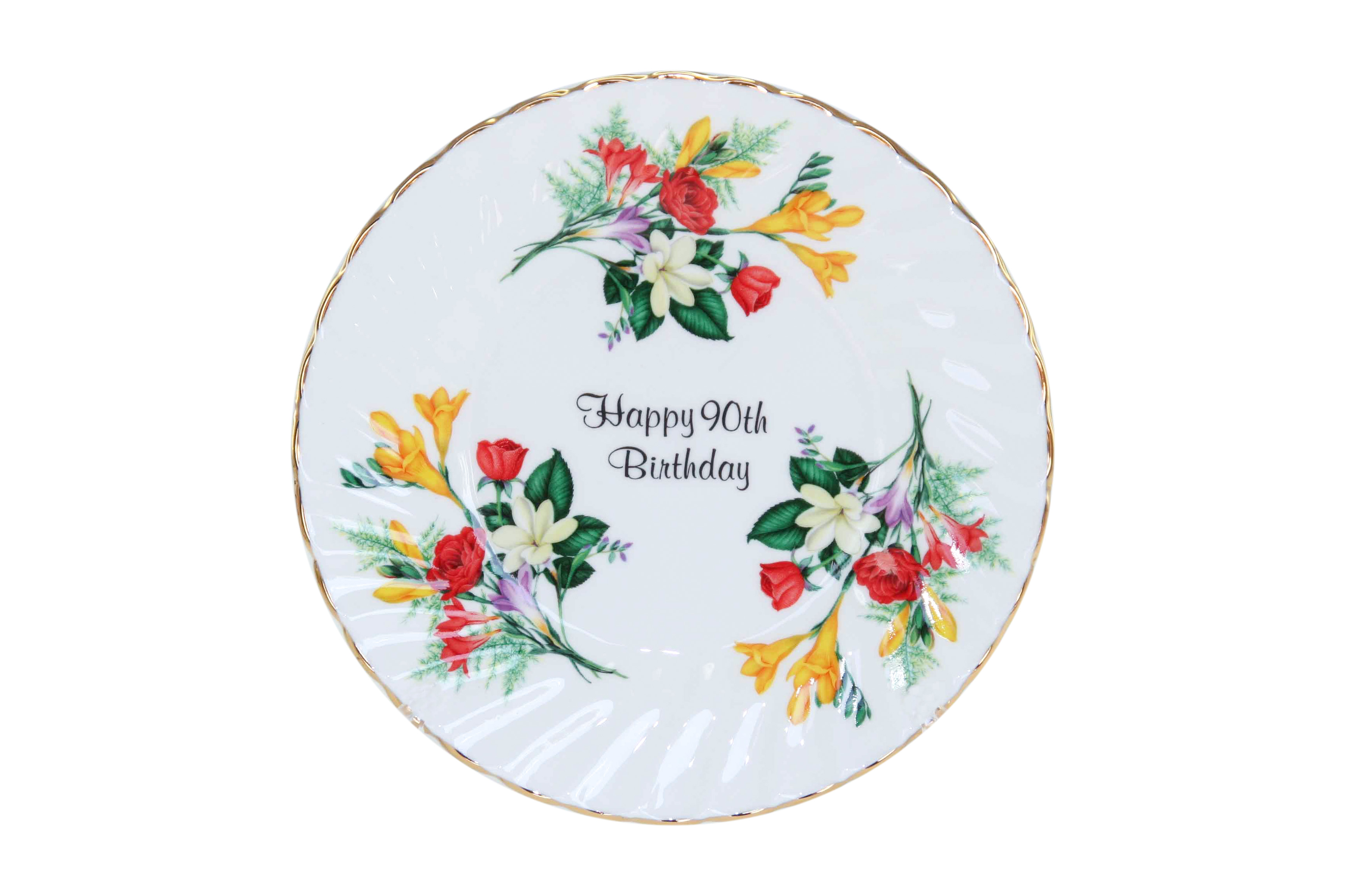 90th Birthday Cake/Display Plate