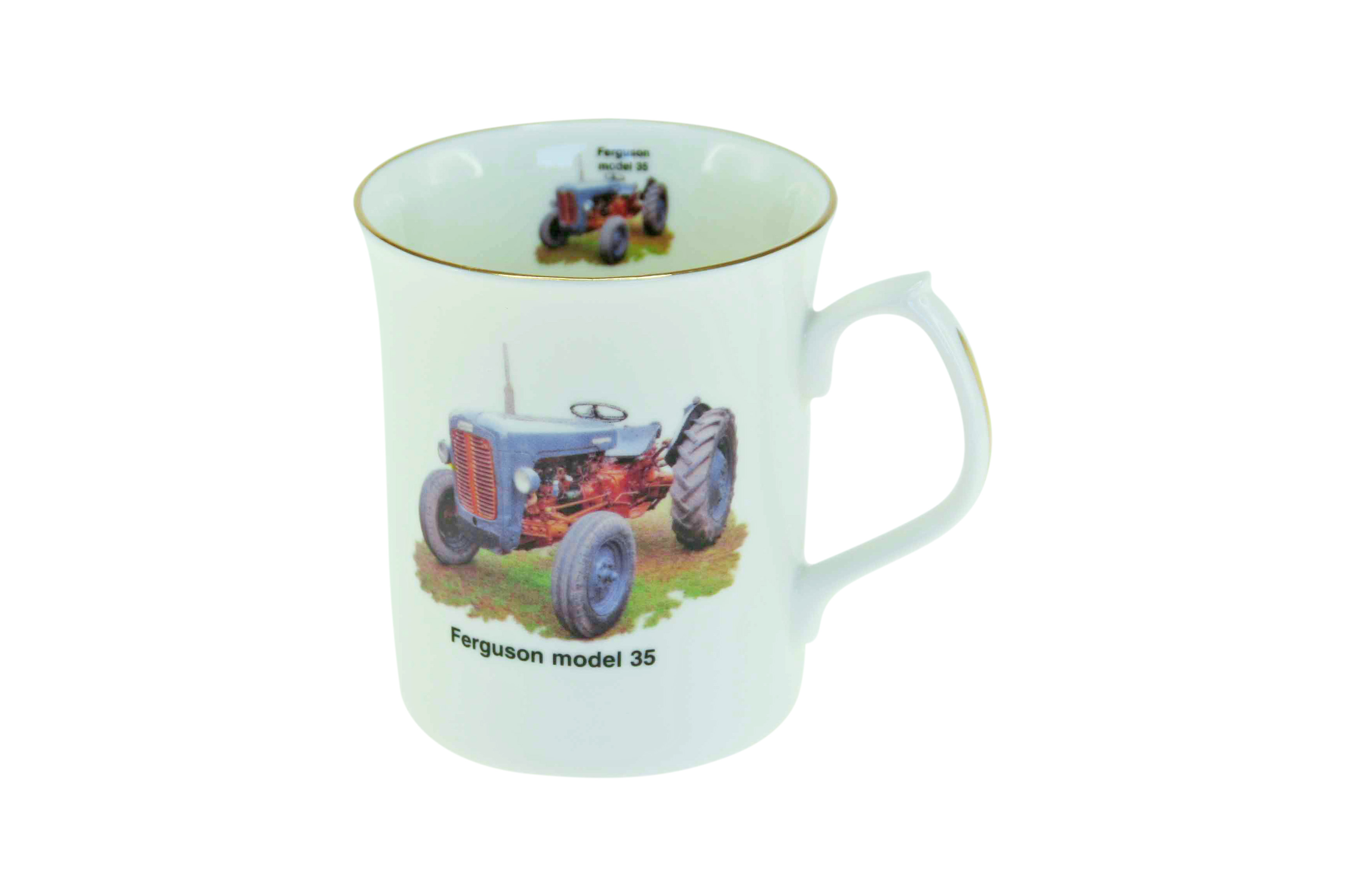 Tractor Tankard no 2 Ferguson Model 35