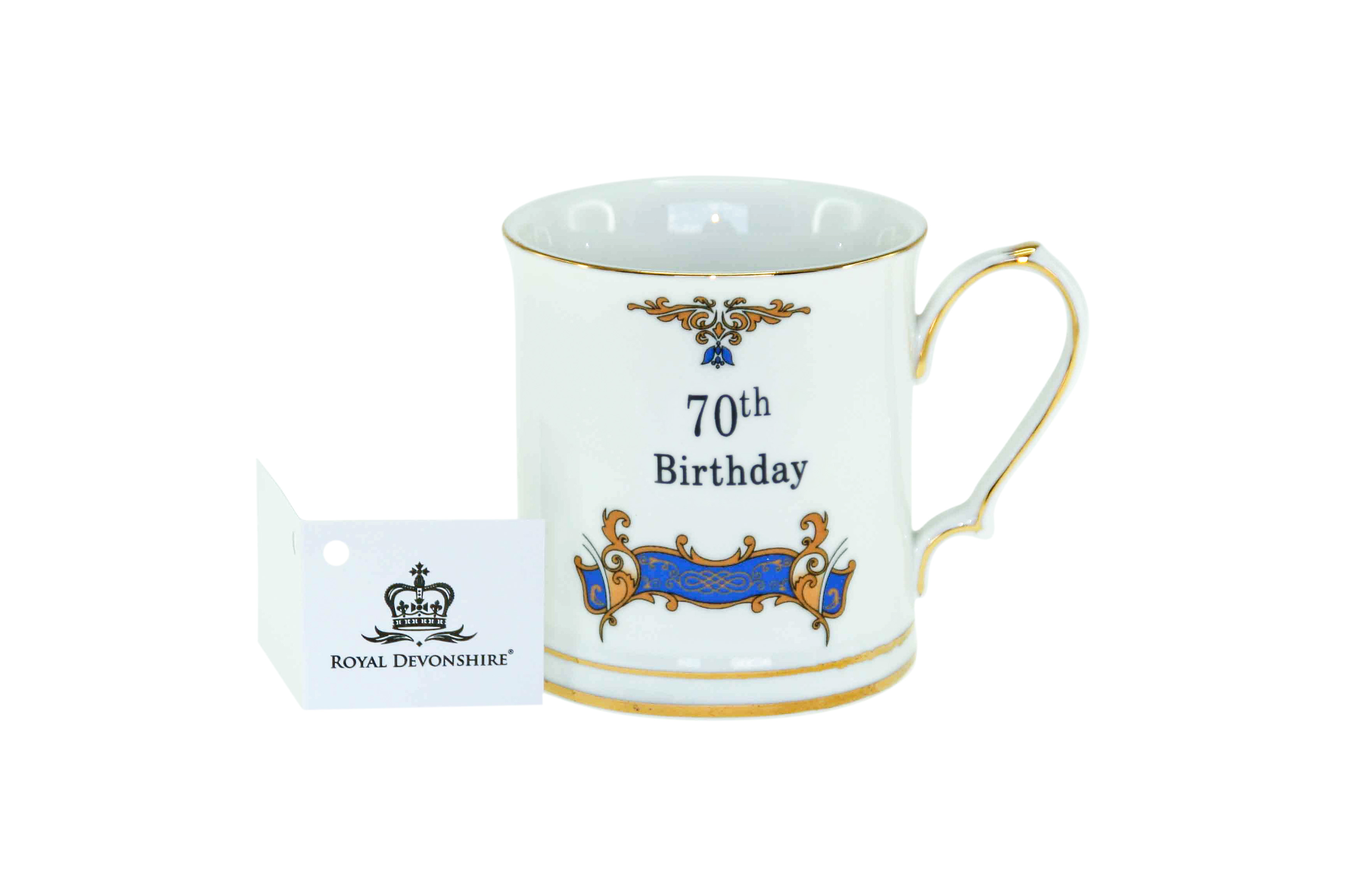 70th Birthday Tankard