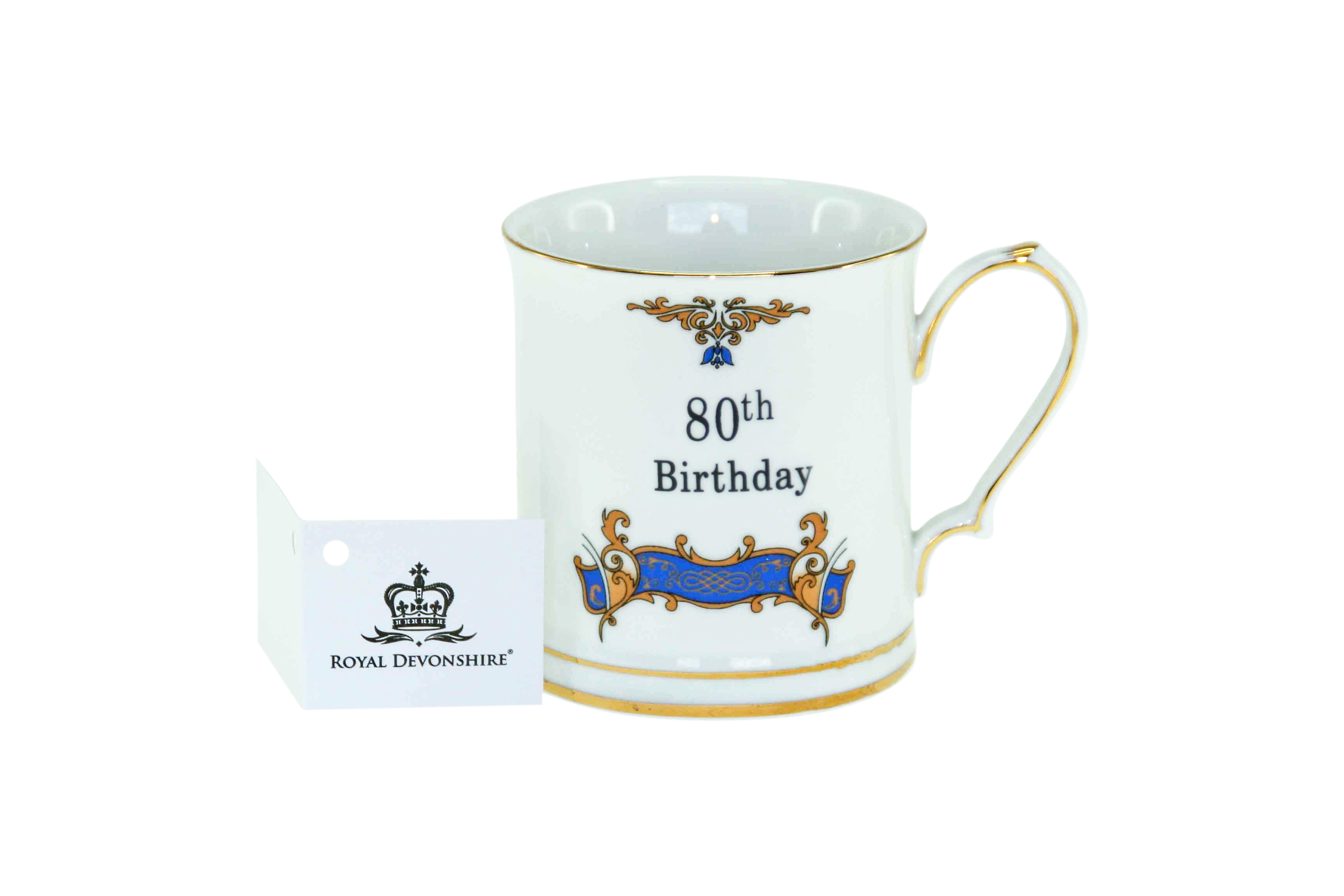 80th Birthday Tankard