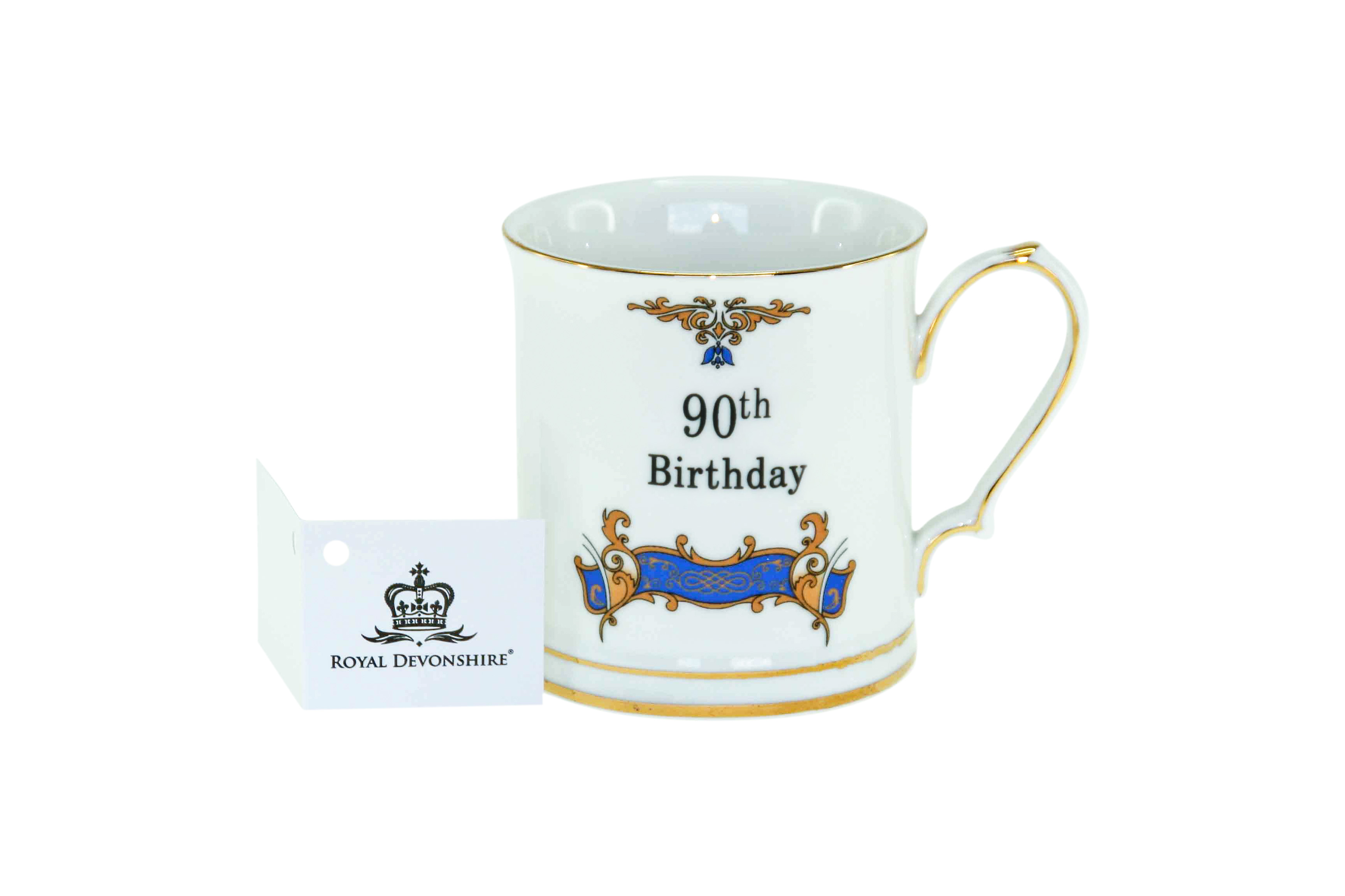 90th Birthday Tankard