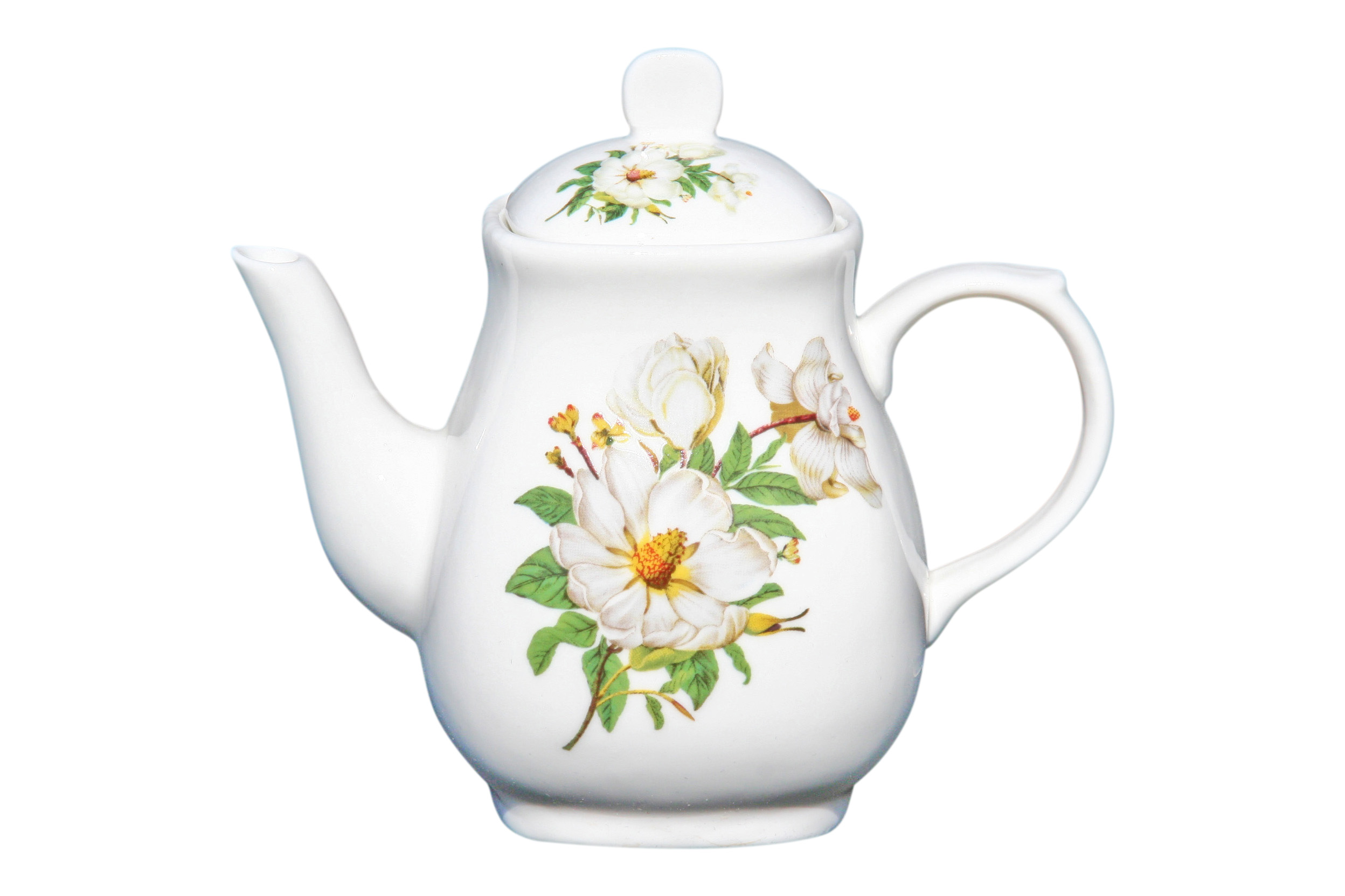 Small Teapot 400ml Teapot English Daisy