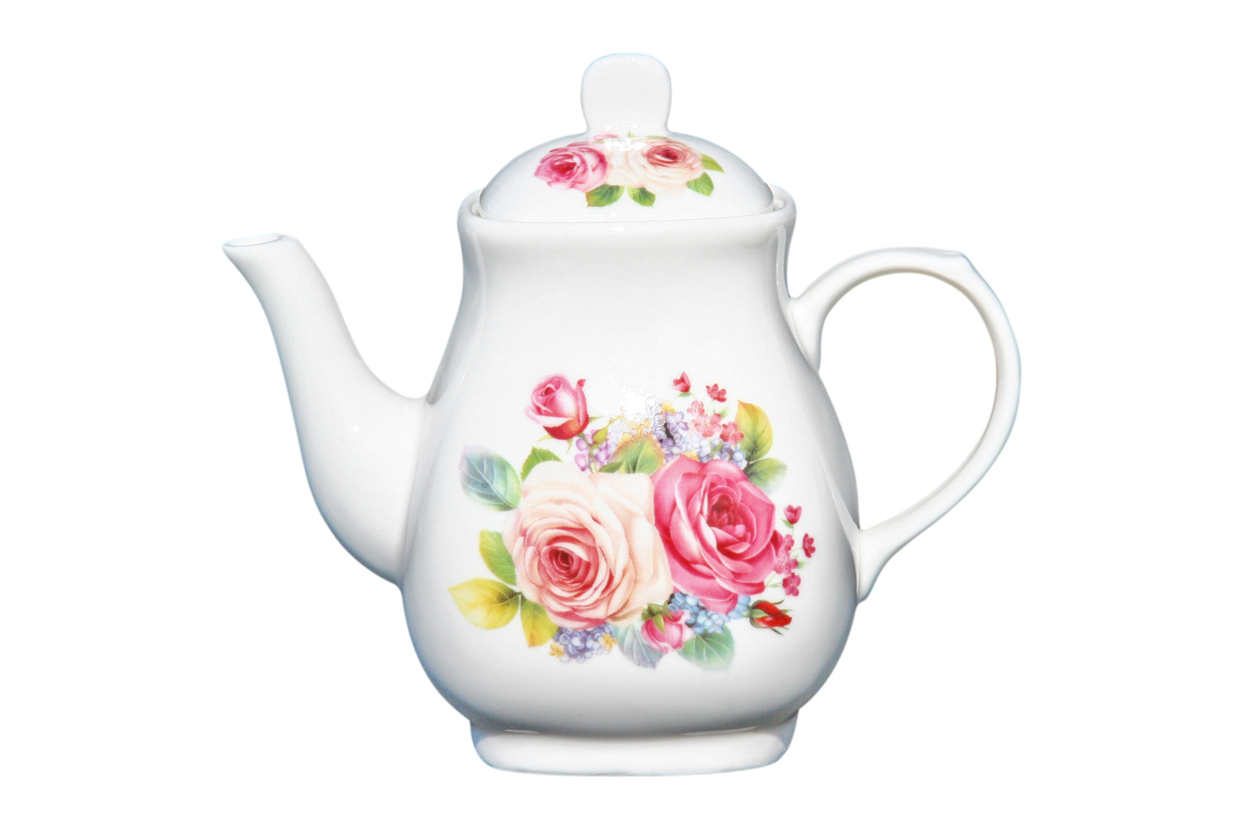 Small Teapot 400mls Engish Arrangement
