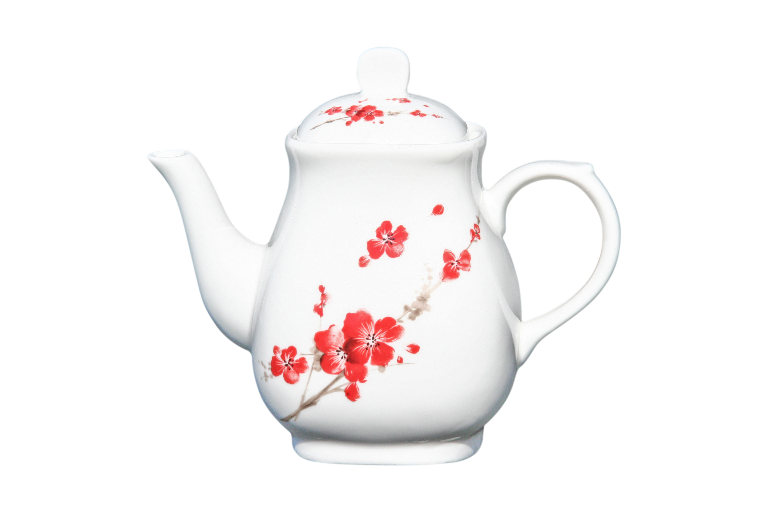 Small Teapot 400mls Oriental Bloom