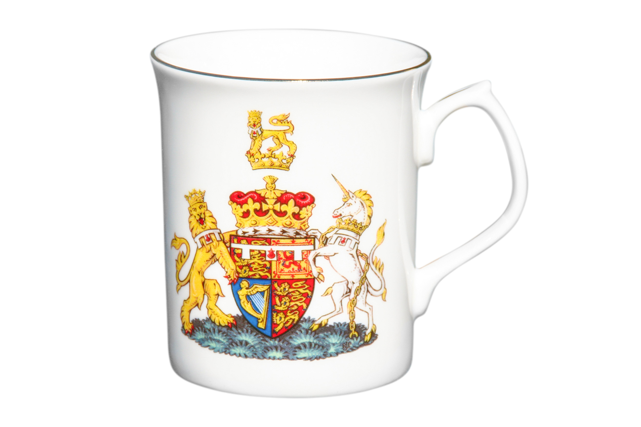 William Coat of Arms Tankard