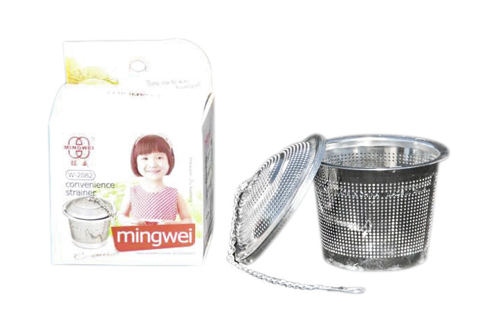 Fine Steel Infuser Large