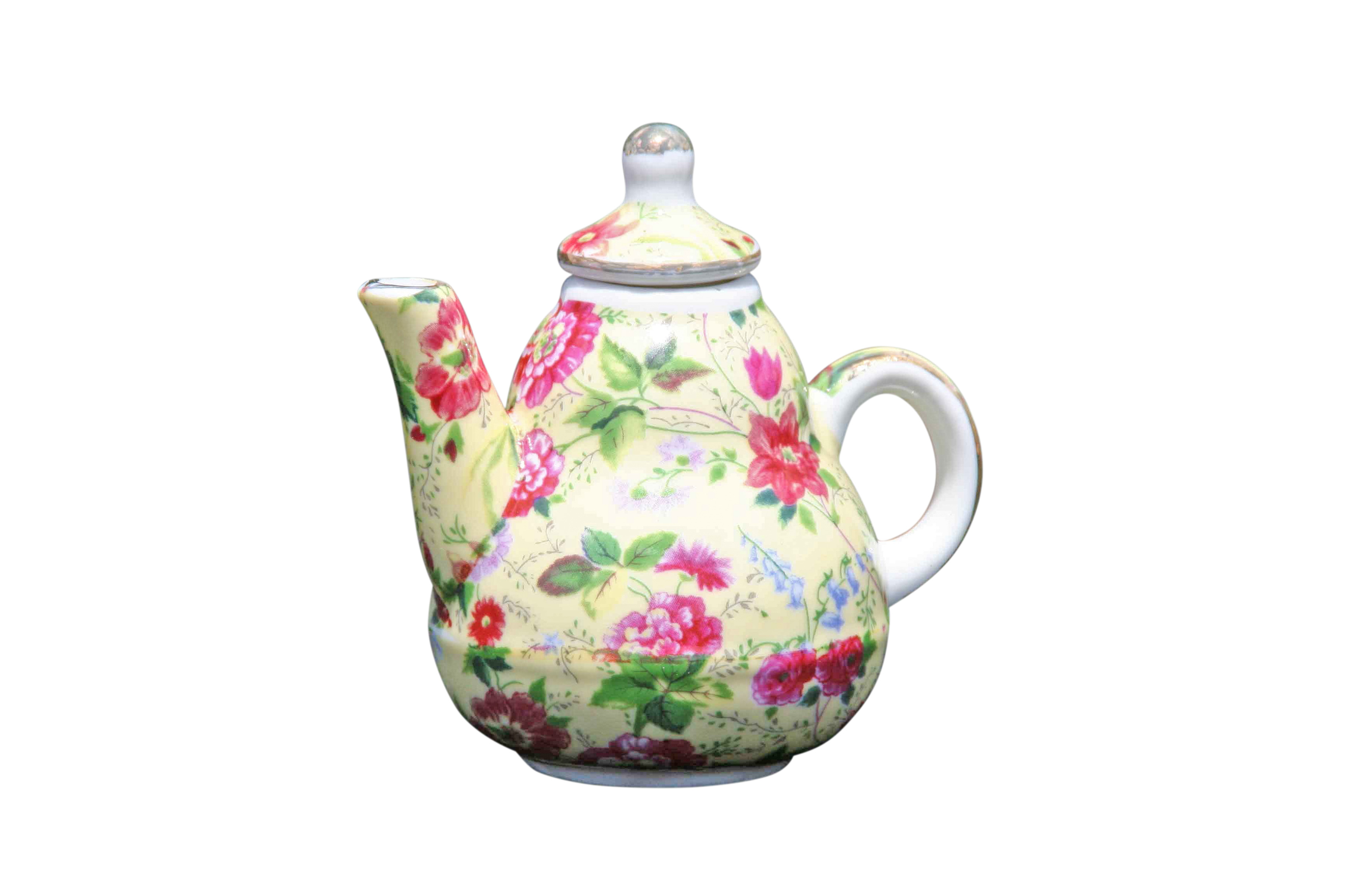 Cottage Life Mini Teapot Traditional Shape