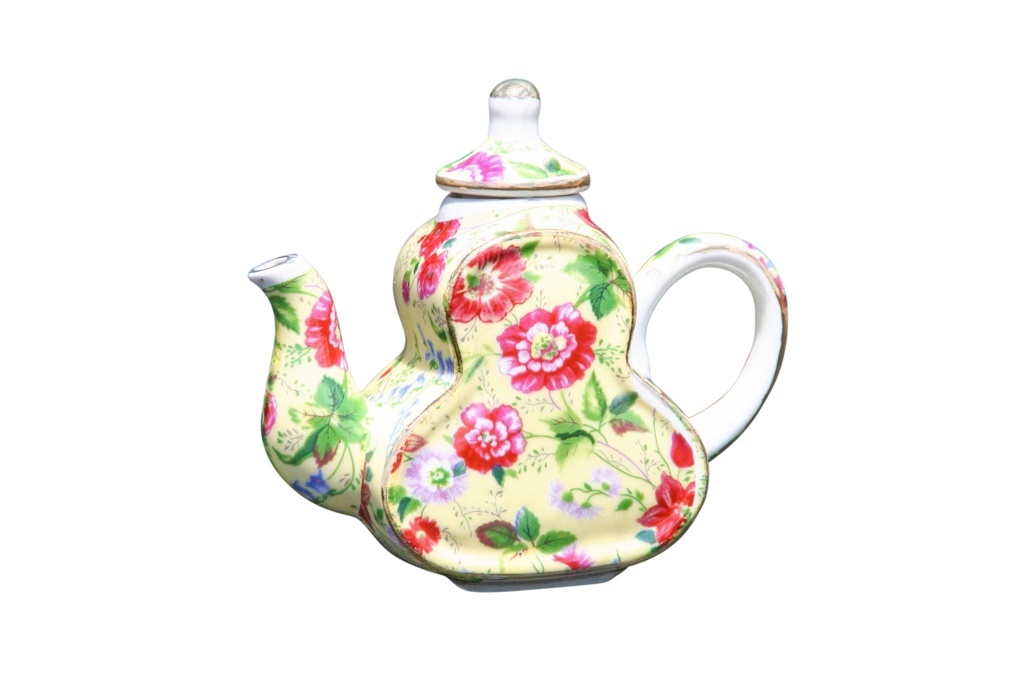 Cottage Life Mini Teapot Pear Shape