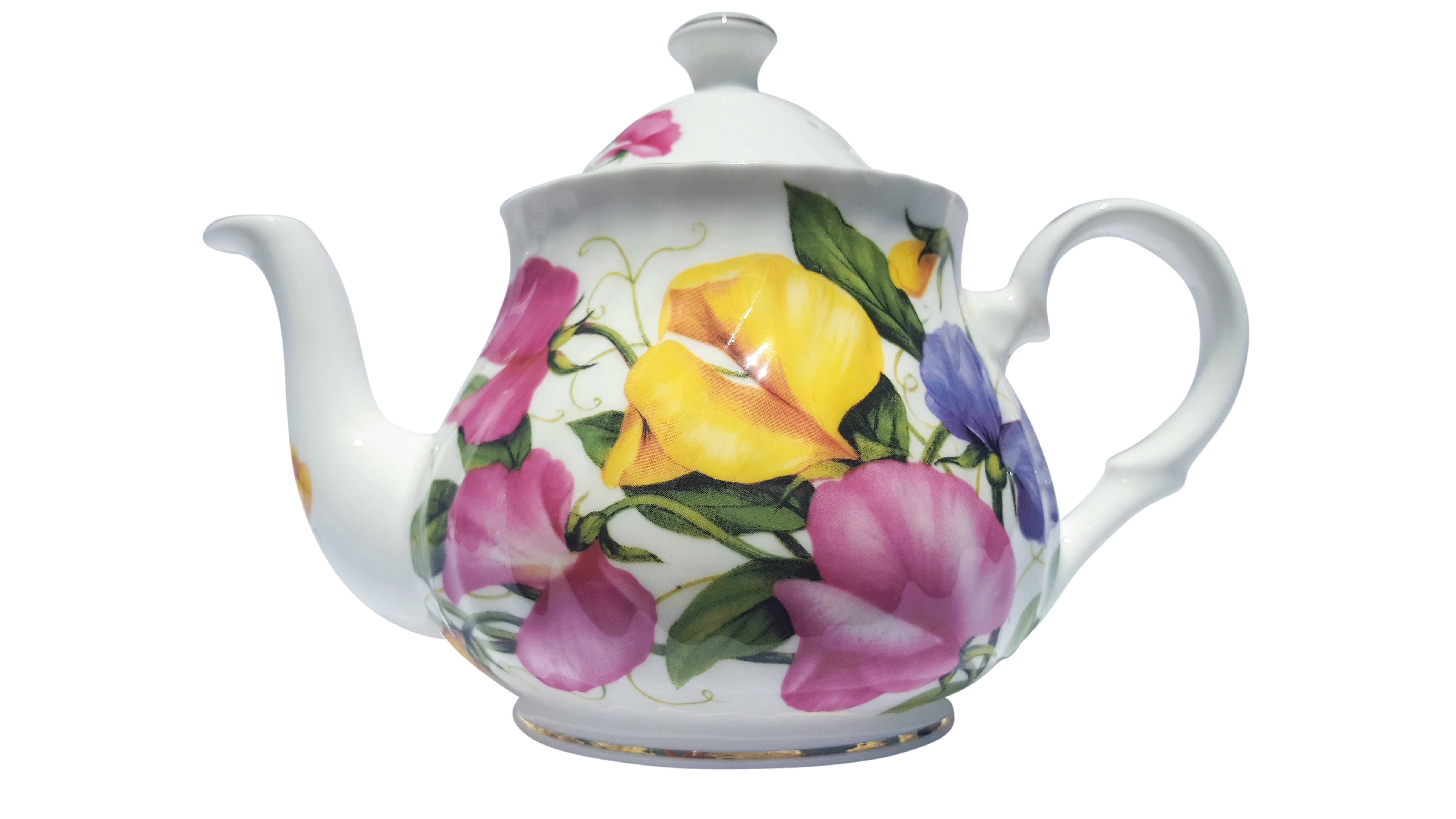 Sweet Pea 2 Cup Teapot